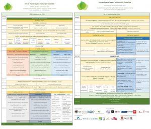 Programa Foro Ingeniería Sostenible