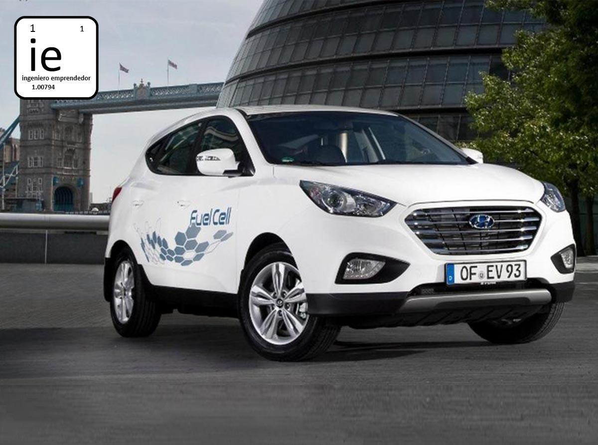 El coche de hidrógeno en España y Europa