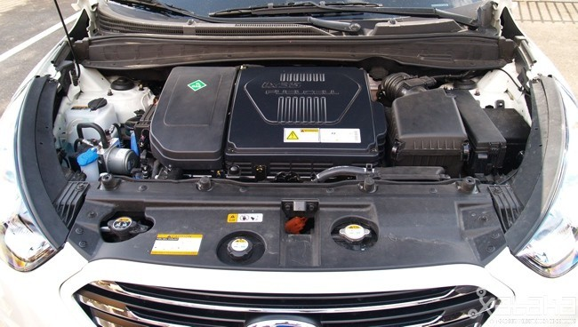 ix35 motor