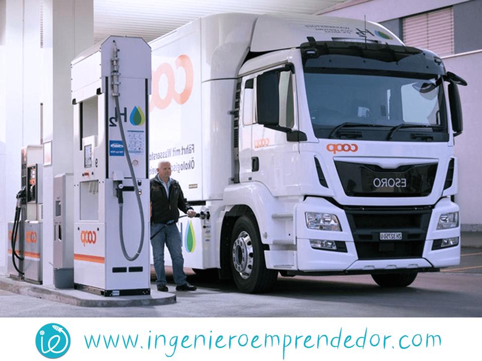 Hyundai probará camiones alimentados con hidrógeno en Suiza