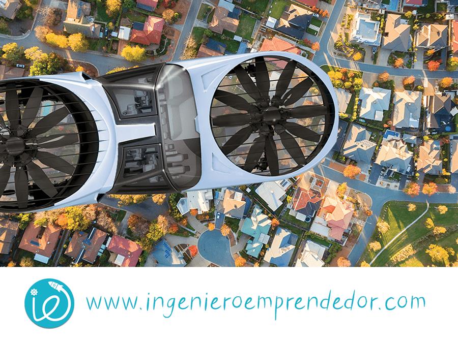 ¿Conoces el auto que volará con hidrógeno?