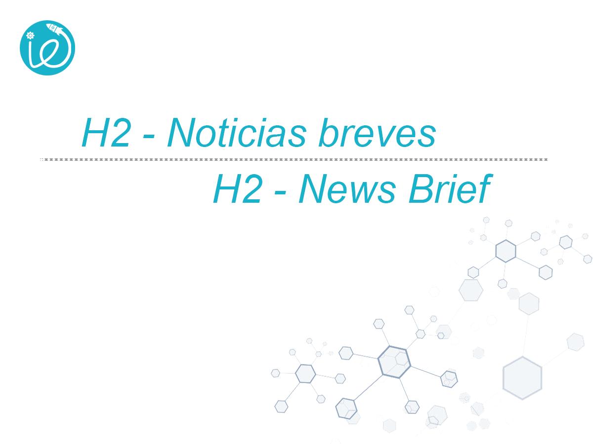 H2 Noticias Breves 12/11/2018
