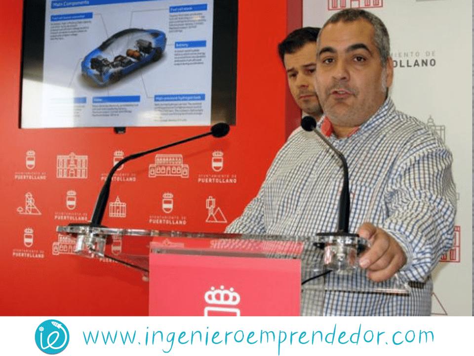 Puertollano será el puntopreliminar de repostaje de un vehículo comercial de hidrógeno en España