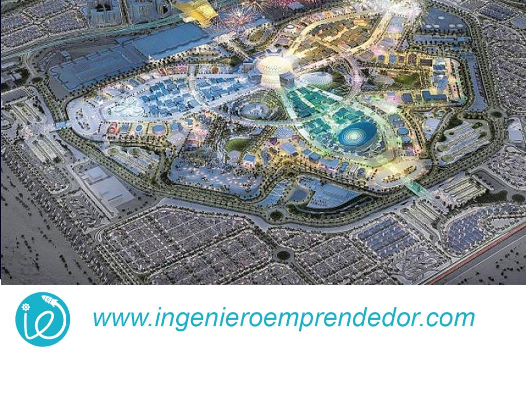 El Hidrógeno en Expo Dubai 2020