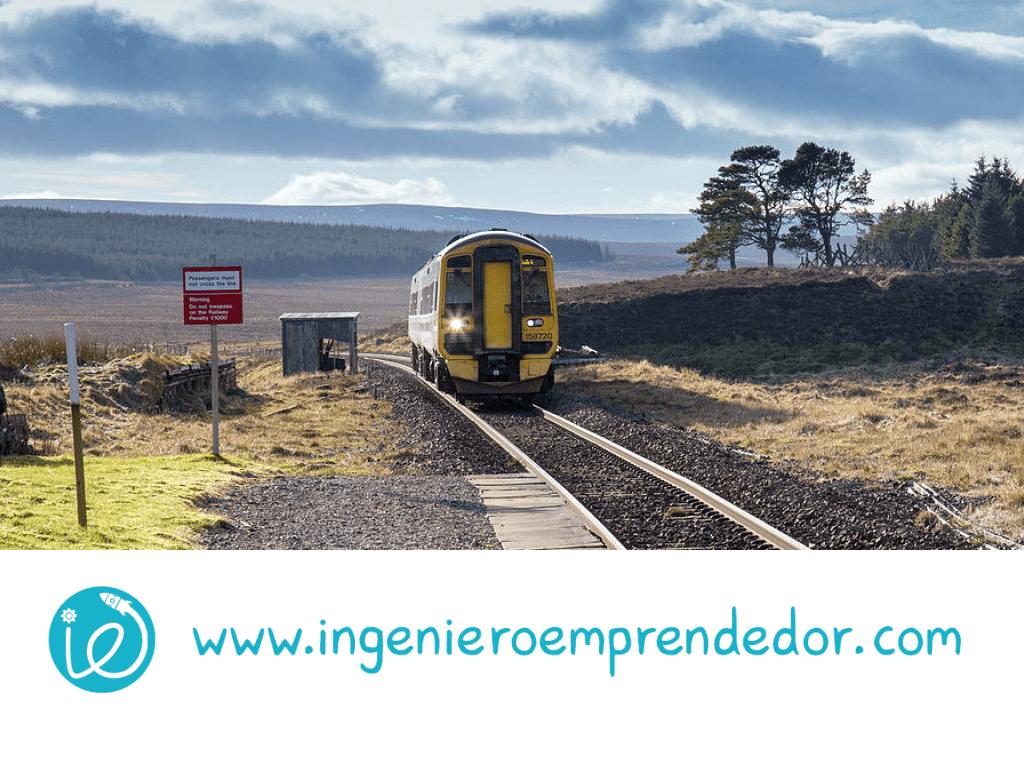 Escocia presenta el proyecto de trenes de hidrógeno gas