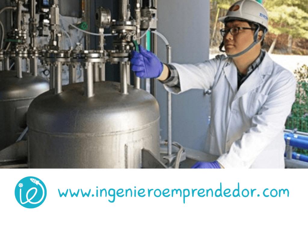 KEPCO desarrolla la tecnología para el almacenamiento del número 1 atómico en forma líquida